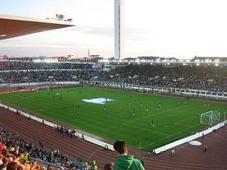 Helsinki Olympic Stadium stadium in Helsinki, Finland