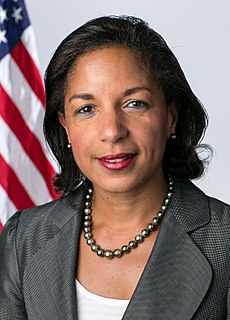 Susan Rice 24th United States National Security Advisor