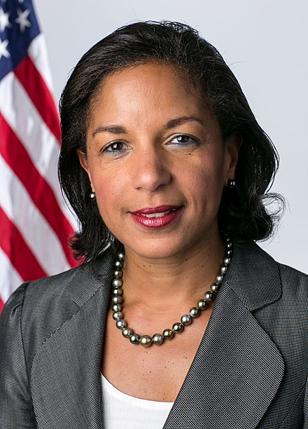 Susan Rice official photo.