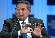 Susilo Bambang Yudhoyono - World Economic Forum Annual Meeting 2011.jpg