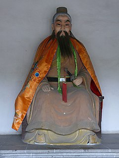 Wu Zixu Ancient Chinese Wu kingdom general and politician during the Spring and Autumn Period