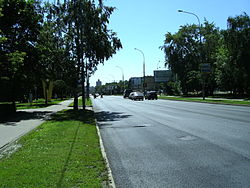 Svobody street to south.JPG