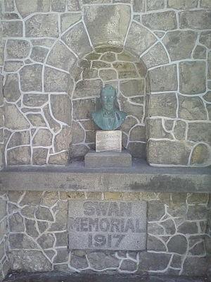 George Henry Swan - The Swan Memorial, Napier.