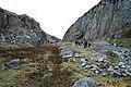 Swelltor Quarry - Dartmoor - geograph.org.uk - 21338.jpg