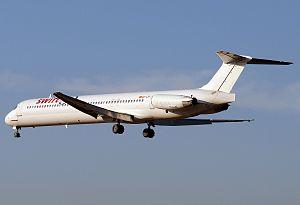 Swiftair McDonnell Douglas MD-83 (DC-9-83) JBM.jpg