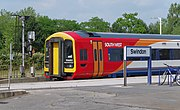 Swindon railway station MMB 13 158882