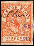 Switzerland Bern 1872 revenue 10rp - 3aA.jpg