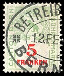 Switzerland Bern 1903-1930 revenue 5Fr - 34A thick value.jpg