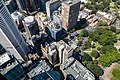 Sydney (AU), View from Sydney Tower, St James Church -- 2019 -- 3120.jpg