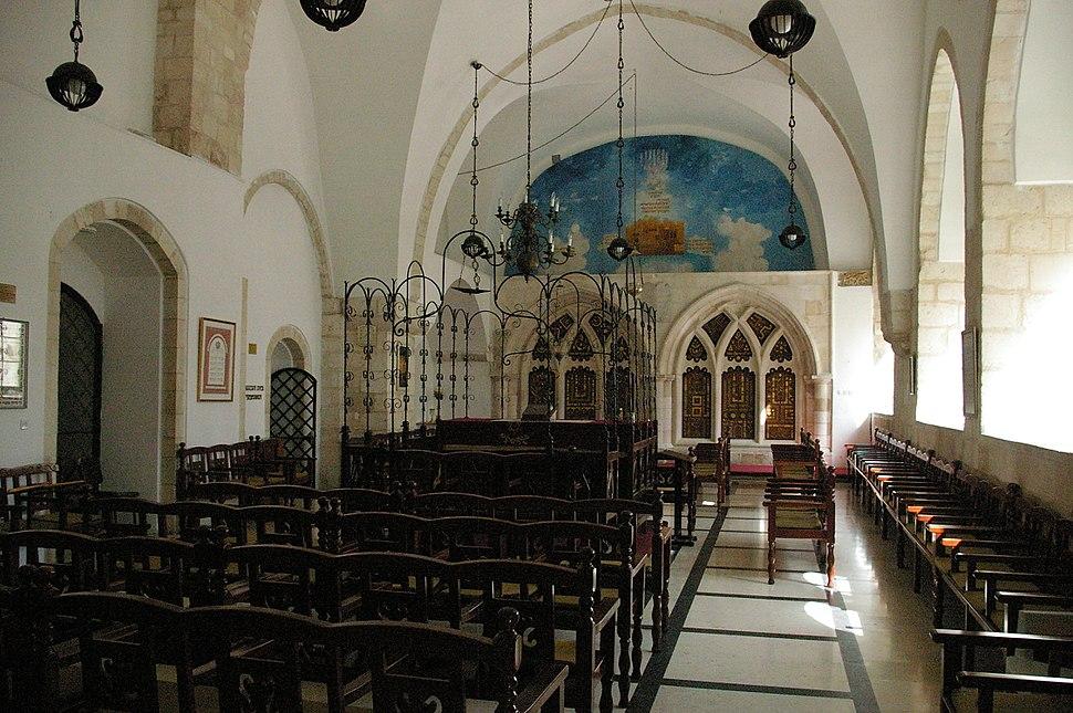 Synagogue Yohanan ben Zakkaï