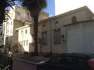 Synagogue in Bnei Brak