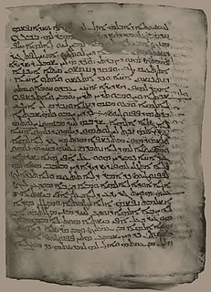 Syriac Sinaiticus