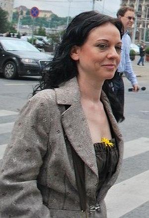 Tímea Szabó - Image: Szabó Tímea