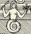 Szirén (heraldika).PNG
