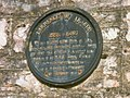 T.E. Lawrence plaque, Turnchapel 1997 - geograph.org.uk - 158282.jpg