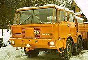 Tatra T813 6x6 tahač přívěsů (1979)