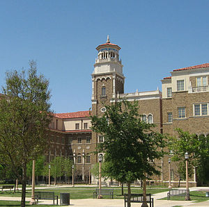 Texas Tech University College of Arts & Sciences - Image: T Tengphil