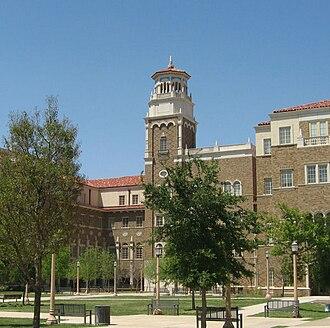 Texas Tech University College of Arts & Sciences - Image: T Tengphil