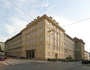 Graz University of Technology - Image: TUG Neue Technik 1