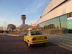 タブリーズ国際空港