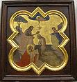 Taddeo gaddi, storie di cristo e di s. francesco (armadio di s. croce), 1335-40 ca. 07 battesimo.JPG