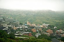 Taiwan 2009 JinGuaShi Historic Gold Mine Valley View Right Page FRD 8840.jpg