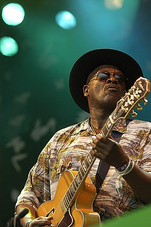 Taj Mahal (musician) - Taj Mahal in 2005