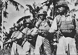 soldiers in the Imperial Japanese Army recruited from Taiwanese aboriginal tribes