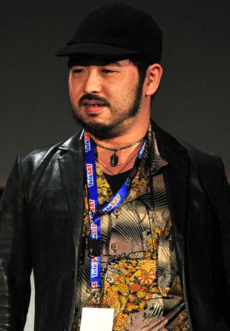 Takashi Shimizu - Image: Takashi Shimizu cropped