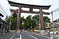 Takemizuwake-jinja ootorii.JPG