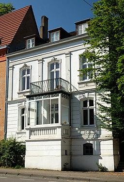 Talstraße in Saarbrücken