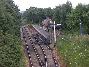 Tanfield Railway - Andrews House Station