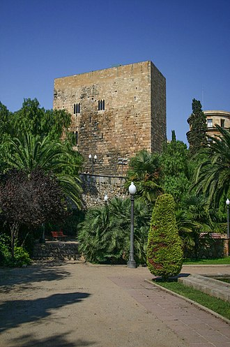 Archaeological Ensemble of Tárraco - Image: Tarragona.Pretorio