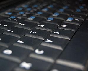 Keyboard. Cedit Wuzur.