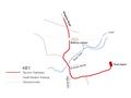 Taunton Tramways Network.png