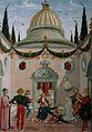Tavolette di s. bernardino, 1473, s.bernardino risana giovanni antonio da parma ferito con la pala.jpg