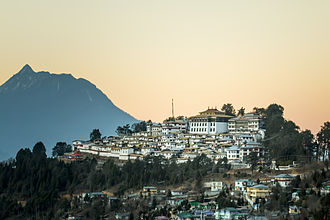 Arunachal Pradesh - Tawang Monastery (Tibetan Buddhist)