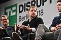 TechCrunch Disrupt Berlin 2018 (32244749108).jpg