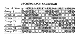 Technocracy-Calendar