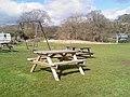 Teign House Inn Garden - geograph.org.uk - 739675.jpg