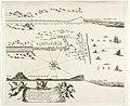 Tekst voor bij de kaart van de aanleg van de straatweg van Den Haag naar Scheveningen, 1664-1665 Caerte van de straet wegh soo die gemaeckt is van Den Hage tot aen 't zee strang, RP-P-AO-11-42-4.jpg