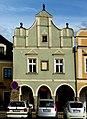 Telč Marktplatz - Haus 42 1.jpg