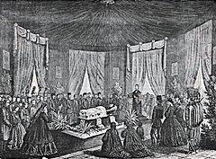 Teleki László temetése 1861.jpg