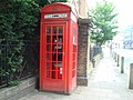 Telephone Box, Kentish Town - geograph.org.uk - 1323683.jpg