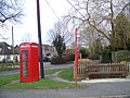 Telephone box, Winterborne Whitechurch - geograph.org.uk - 1174623.jpg