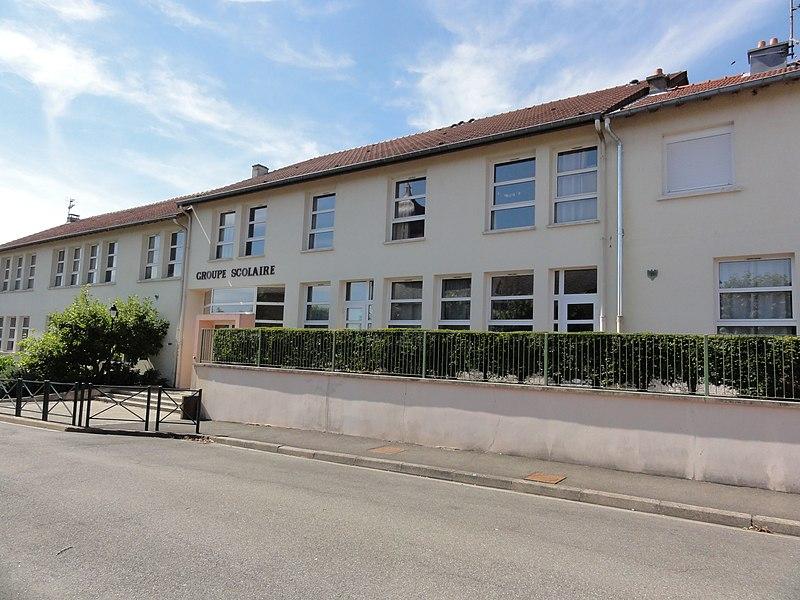 Tellancourt (Meurthe-et-M.) école