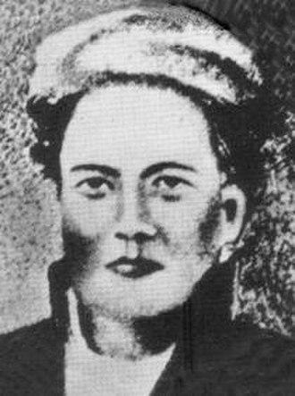 Johor Bahru - Temenggong Daeng Ibrahim, founder of Tanjung Puteri, which he renamed Iskandar Puteri (present-day Johor Bahru)