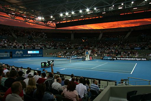 Tennyson Tennis Centre's Pat Rafter Arena