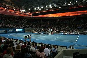 Tennyson Tennis Centre's Pat Rafter Arena