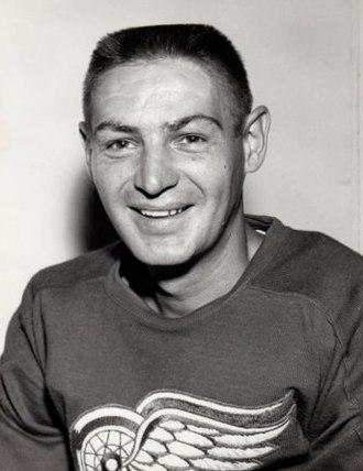 Terry Sawchuk - Sawchuk in 1963